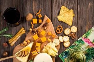 Fleisch Käse sind ungesund