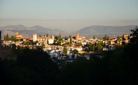 Andalusien Tag 5 – Alhambra