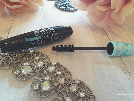 Alverde - Sensitove Nothing but Volume Mascara