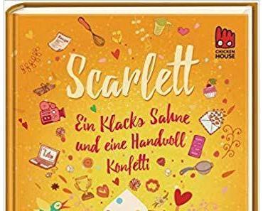 """[Rezension] Laurel Remington  """"Scarlett  Ein Klecks Sahne…"""""""