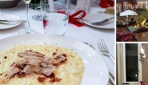 Trüffel-Dinner Villa Kennedy
