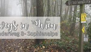 {unterwegs} Wien: Stadtwanderweg Sophienalpe
