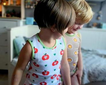 Unsere Wäsche von Hans Natur - Zauberhafte neue Muster zum Kuscheln und Wohlfühlen