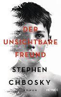 Rezension: Der unsichtbare Freund - Stephen Chbosky
