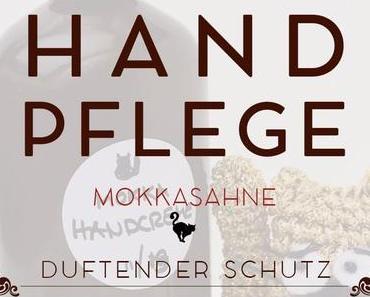 Schützende Handpflegecreme »Mokkasahne«