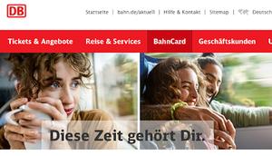 """Neues """"Deutschen Bahn"""""""