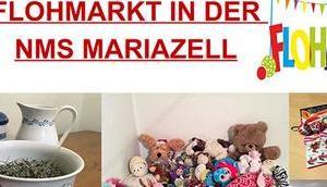 Termintipp: FLOHMARKT MARIAZELL