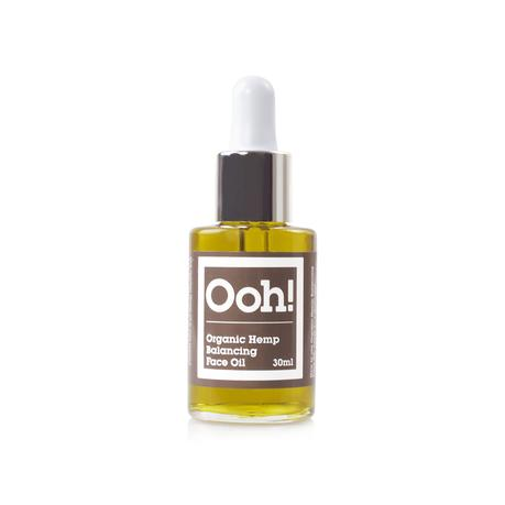 Hemp Balancing Face Oil