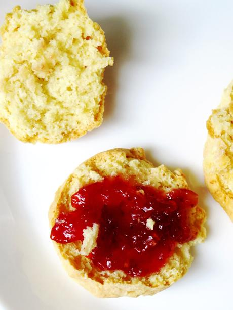 Vegane Scones – very British and super easy