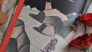 Lustiges Versteckspiel Mars: jemand?