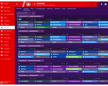 Football Manager 2020 ab sofort auf Stadia und PC erhältlich