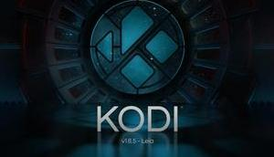 Medienplayer Kodi 18.5