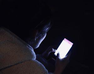 Smartphone verursacht bei Millionen Schlafprobleme