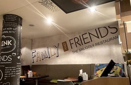 FAMILY and FRIENDS – das kinderfreundliche Familienlokal in Wien