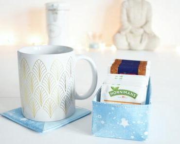 Tea Time! 2 kleine Geschenke nähen