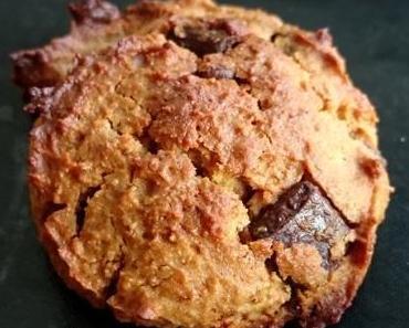 Erdnussbutter – Schokoladen – Kekse