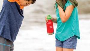 Suche nach ökologischen Kindertrinkflaschen landeten Klean Kanteen