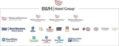 BWH Hotel Group – neues Markendach für Best Western