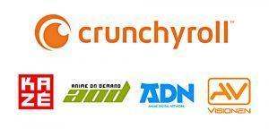 KAZÉ Anime Demand gehören Crunchyroll