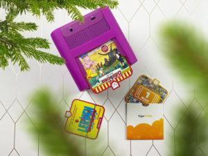 Tigerbox TOUCH neue Hörspielbox Kinder Überblick