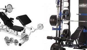Home Gym: Vor-u. Nachteile