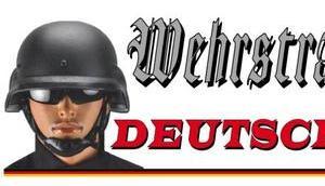 Wehrstrafgesetz Deutschland, Politiker befohlen befehlen Töten