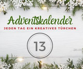 Stampin UP! Team Adventskalender Türchen Nr. 13