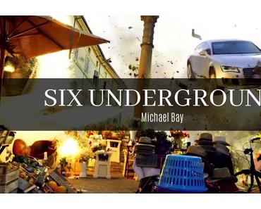 Netflix Film – 6 Underground ab 13. Dezember