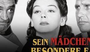 Cary Grant Sein Mädchen besondere Fälle (1940)