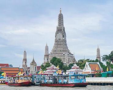 Wat Arun |Tempel der Morgenröte