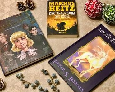 3 Buchempfehlungen zur Weihnachtszeit
