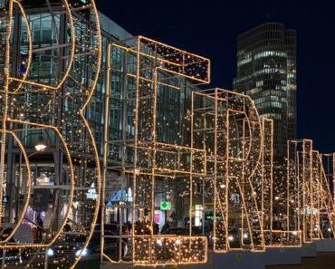 Weihnachtszeit bei Lilamalerie #22 – oder – Berlin: Von weihnachtlich bis architektonisch