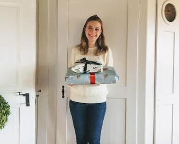 Outfit: Cable Knit Kaschmir für Weihnachten