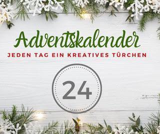 Stampin UP! Team Adventskalender Türchen Nr. 24 - Heiligabend