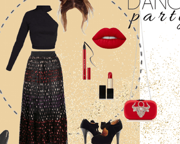 #Fashion - 7 Outfits für Silvester - Outfit 1