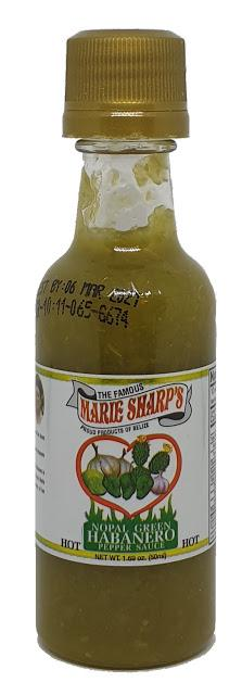 Marie Sharp's - Nopal Green Habanero Pepper Sauce