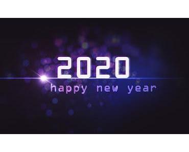 Alles Liebe und Gute für das neue Jahr 2020