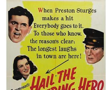 Hail the Conquering Hero (Heil dem siegreichen Helden, USA 1941)
