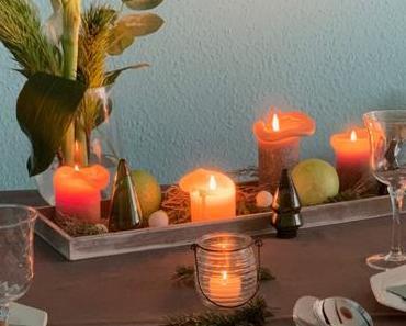 Friday-Flowerday – oder – Mit weißen Amaryllis ins neue Jahr