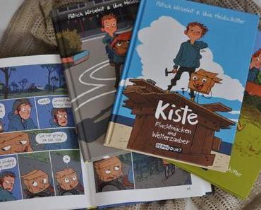 Achtung jetzt kommt Kiste: Perfekter Comic für Leseanfänger