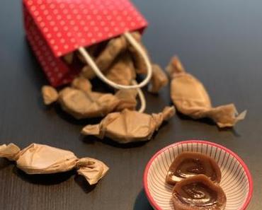 geschenke aus der küche – schoko-karamellschnecken