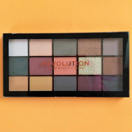 [Werbung] Makeup Revolution Reloaded Palette Iconic Division