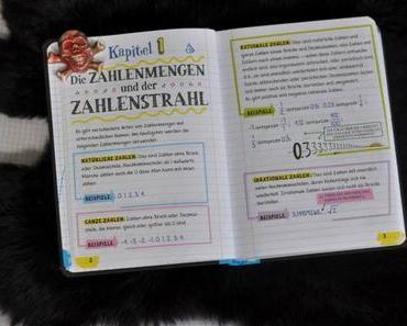 Mathe Notebook: Geballtes Wissen von Klasse 5 bis 9