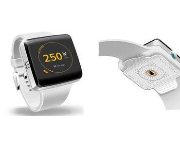 Beurer K´Watch – Smartwatch mit Blutzuckermessung