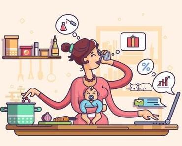 Working Mom – Mit Kind die Karriereleiter erklimmen