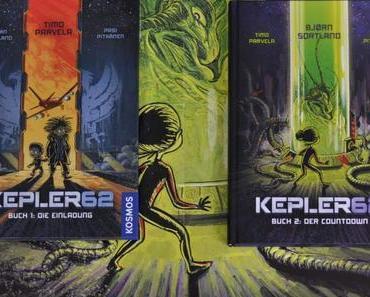 Kepler62 – Illustrierte Science-Fiction-Reihe für Kinder ab 10 Jahren