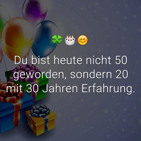50 sprüche frau jahre Geburtstagssprüche für