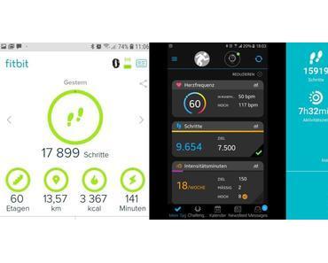 FAQ – Warum zählt mein Fitness Tracker die Schritte falsch