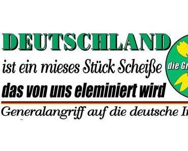 Die GRÜNEN fordern den Generalangriff auf die deutsche Industrie