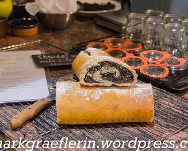Strudel au pavot – Mohnstrudel – das Rezept aus dem Ecomusée d'Alsace
